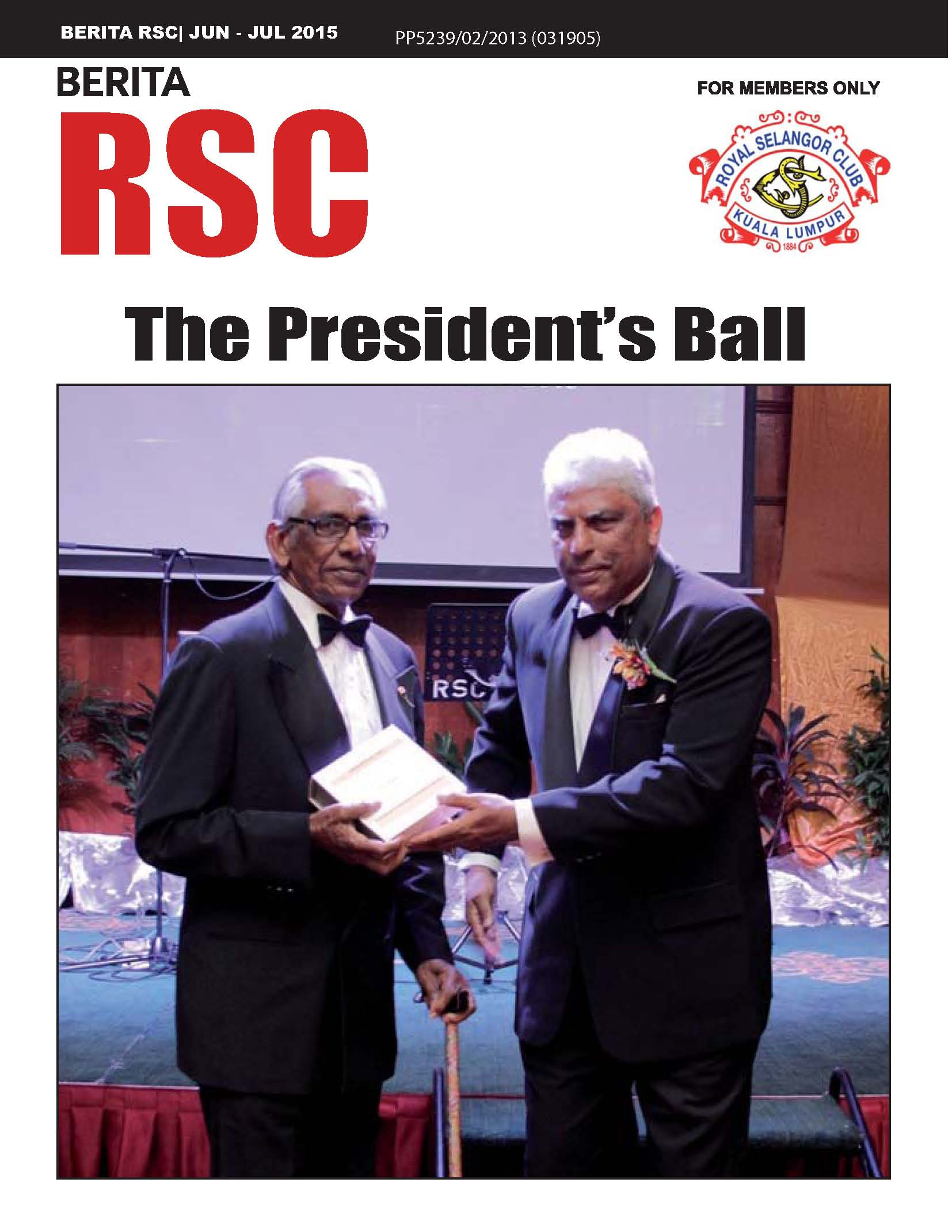 Berita RSC Jun-July 2015
