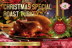 Christmas Special Roast Turkey