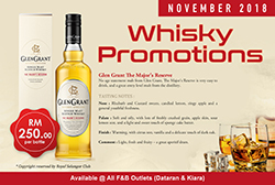 Whisky Promotions